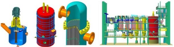 фото чертеж аппаратов в 3D
