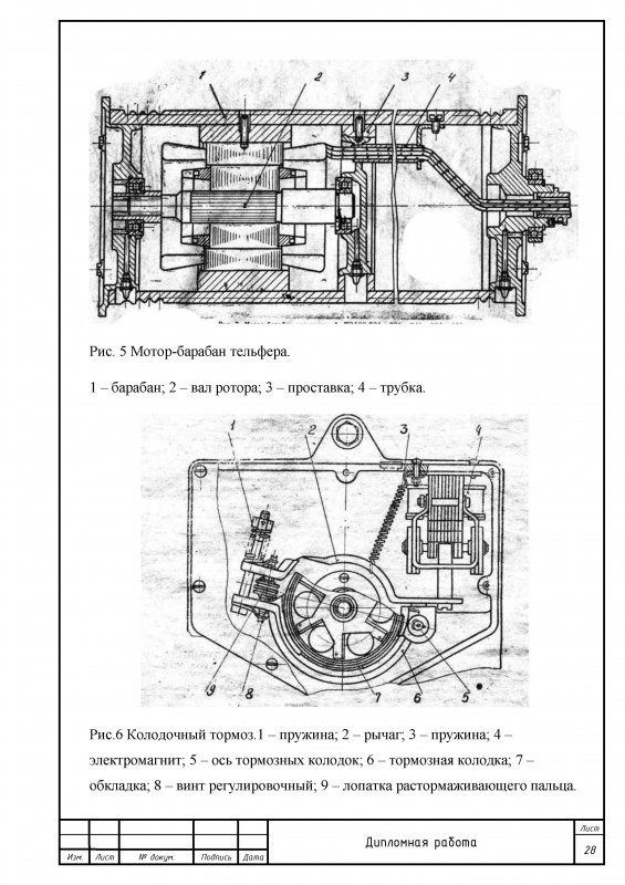Грузоподъемный механизм